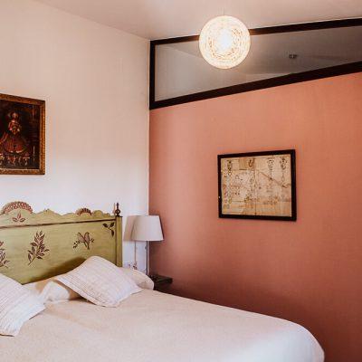 Cortijo Santa Clara Habitación Teja Dormitorio